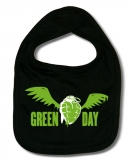 Babero GREEN DAY HEART B.