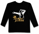 Camiseta MICHAEL JACKSON (In live) BL