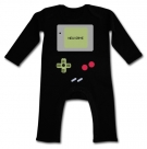 Pijama bebé GAME BOY