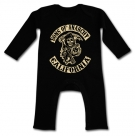 Pijama bebé SONS OF ANARCHY CALIFORNIA