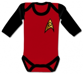 Body bebé STAR TREK RL