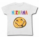 Camiseta NIRVANA KID´S WMC