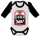 Body bebé BLACK SABBATH NEW WWL