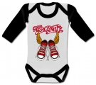 Body bebé AEROSMITH (Flying shoes) WWL