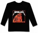 Camiseta METALLICA (Jump in The Fire version) BML