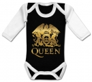 Body bebé QUEEN GOLD (escudo) BBL