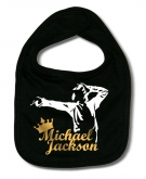 Babero MICHAEL JACKSON KING GOLD B.