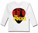 Camiseta THE POLICE BAND WL