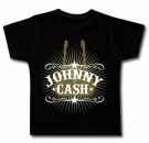 Camiseta JOHNNY CASH (guitar) BMC