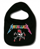 Babero METALLICA (Cartoon) B.