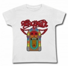 Camiseta AEROSMITH OLD DISCO WMC