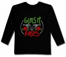 Camiseta GUNS N´ROSES JUNIOR BL