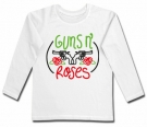 Camiseta GUNS N´ROSES JUNIOR WL