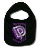 Babero DEEP PURPLE B.