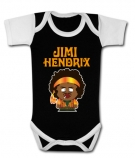 Body bebé JIMI HENDRIX (personaje South Park) BBC