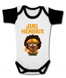 Body bebé JIMI HENDRIX (personaje South Park) WWC