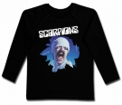 Camiseta SCORPIONS BLACK OUT BL