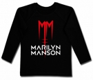 Camiseta MARILYN MANSON BLOOD BL