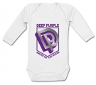 Body bebé DEEP PURPLE (Silver DP) WL