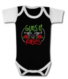 Body bebé GUNS N ROSES ROCK COLORS BBC
