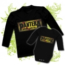 Camiseta PAPA PANTERA (Cowboys From Hell) + Body (Cowboys From Hell) BL