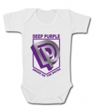 Body bebé DEEP PURPLE (Smoke on The Water) WC