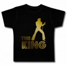 Camiseta ELVIS KING GOLD BC