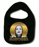 Babero MADONNA LIKE VIRGIN GOLD B.