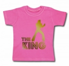 Camiseta ELVIS THE KING GOLD CHC