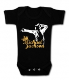 Body bebé MICHAEL JACKSON GOLD POP BC