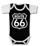 Body bebé ROUTE 66 BBC