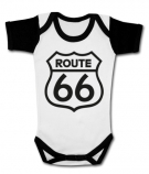 Body bebé ROUTE 66 WWC