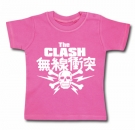 Camiseta THE CLASH JAPAN CHC