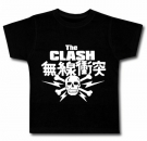 Camiseta THE CLASH JAPAN BC