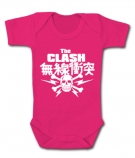 Body bebé THE CLASH JAPAN SKULL FC