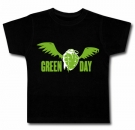 Camiseta GREEN DAY HEART BC