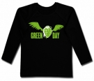 Camiseta GREEN DAY (CORAZON) BL