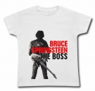 Camiseta BRUCE SPRINGSTEEN (The Boss) WC