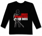 Camiseta BRUCE SPRINGSTEEN (The boss) BL