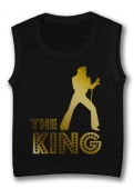 Camiseta sin mangas THE KING TB.
