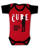 Body bebé THE CURE BOYS DON´T CRY RC