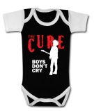 Body bebé THE CURE BOYS DON´T CRY BBC