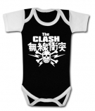 Body bebé THE CLASH JAPAN SKULL BBC