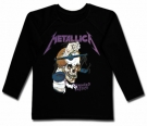 Camiseta METALLICA DAMAGED JUSTICE BL