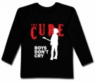 Camiseta THE CURE BOYS DON'T CRY BL