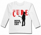 Camiseta THE CURE BOYS DON'T CRY WL