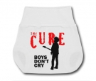 Ranita cubrepañales THE CURE BOYS DON'T CRY W.