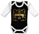 Body bebé PANTERA GOLD BBL