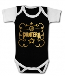 Body bebé PANTERA GOLD BBC