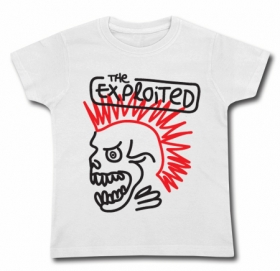 Camiseta THE EXPLOITED PAINT WC